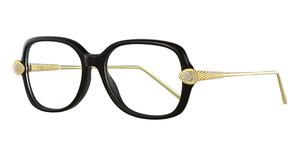 Boucheron BC0033O Black-Gold-Transparent