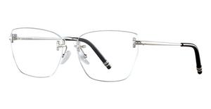 Boucheron BC0019O Silver-Silver-Transparent