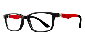Zimco RTOO 405 Black/Red Rubber
