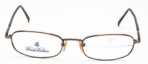 Brooks Brothers BB 287 Satin Brown c1123