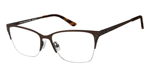 London Fog Mens Rowley Eyeglasses