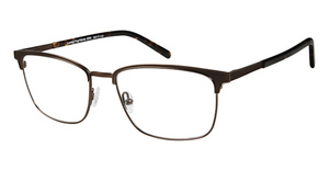 London Fog Mens Monte Eyeglasses