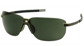 Silhouette 4058 Green Polarized