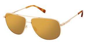 Canali 207 Shiny Gold