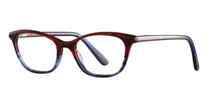 Marie Claire 6240 Burgundy/Blue