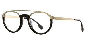 Capri Optics ART 420 Gold/ Black