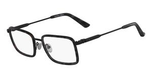 Calvin Klein CK8059 (007) MATTE BLACK/CHARCOAL TORTOISE