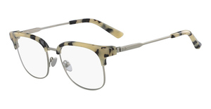 Calvin Klein CK8060 (107) CREAM TORTOISE/NICKEL