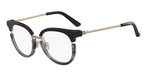 Calvin Klein CK8061 (076) BLACK/GREY HORN