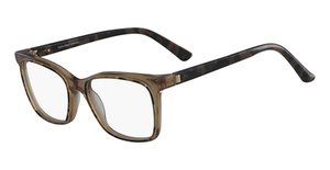 Calvin Klein CK8580 (262) BROWN TORTOISE/CRYSTAL BROWN