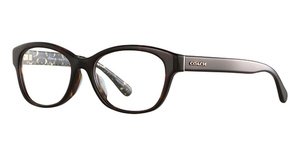 Coach HC6117F (Asian Fit) Eyeglasses