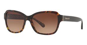 Coach HC8232 Sunglasses