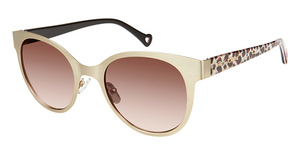 BETSEY JOHNSON GRACEFUL GODDESS Eyeglasses