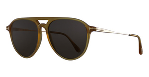 Tom Ford FT0587 Shiny Yellow
