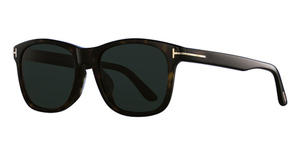 Tom Ford FT0595-F Dark Havana