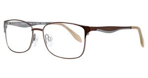 ClearVision Hazel Eyeglasses