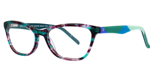 Op-Ocean Pacific Orange Beach Eyeglasses