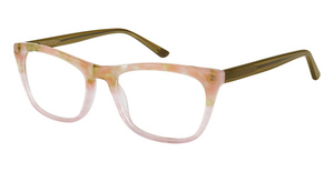 Wildflower Powder Puff Eyeglasses