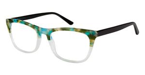 Wildflower Powder Puff Eyeglasses