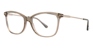 Tom Ford FT5510 Shiny Light Brown