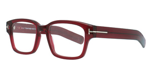 Tom Ford FT5527 Shiny Red