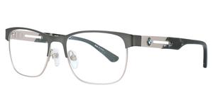 Aspex B6049 Satin Steel & Silver