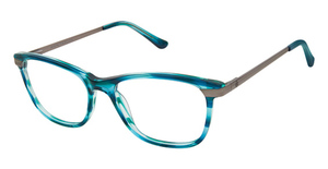 Ann Taylor AT332 TEAL GUNMETAL