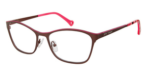 Betsey Johnson Bloom Brown