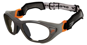 Liberty Sport HELMET SPEX XL Gunmetal/Orange