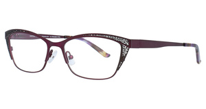 Aspex EC458 Plum & Dark Brown