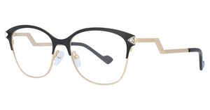 Capri Optics DC167 Black/Gold