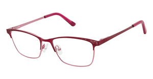 Ann Taylor ATP709 MT BRGUNDY ROSE