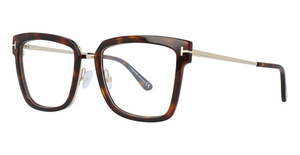 Tom Ford FT5507 Red Havana