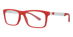 Emporio Armani EA3101 Red Rubber