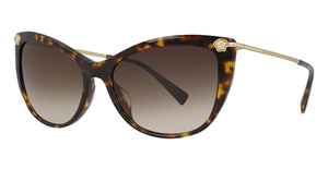 Versace VE4345BA Sunglasses