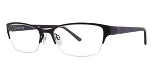 Daisy Fuentes Eyewear Daisy Fuentes La Mayda Eyeglasses
