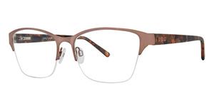 Daisy Fuentes Eyewear Daisy Fuentes La Zaida Eyeglasses