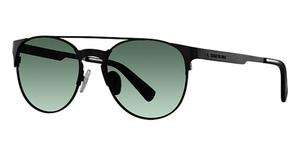 Kenneth Cole New York KC7224 matte black / green polarized