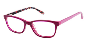 Lulu by Lulu Guinness LK017 Eyeglasses