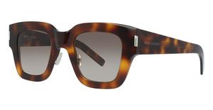 b0385f19ed2fa Saint Laurent SL 184 SLIM Eyeglasses