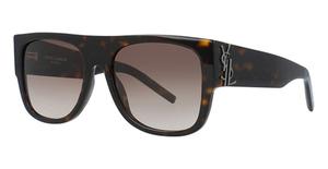 aece3de36f53 Saint Laurent Eyeglasses Frames