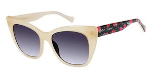 408bc6bc9fb Betsey Johnson Rock N Roll Eyeglasses