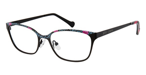 Betsey Johnson Bauble Eyeglasses