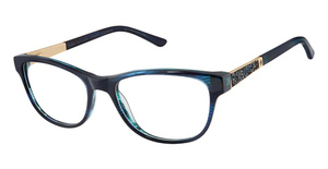 Ann Taylor AT007 DEEP TEAL HORN