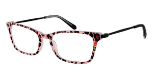 Betsey Johnson Tee Hee Eyeglasses