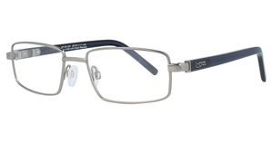 Art-Craft WF481 Gunmetal/Blue Temples