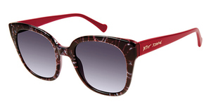 Betsey Johnson In Love Sunglasses