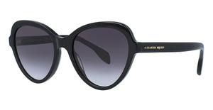 Alexander McQueen AM0029S Black-Black-Grey