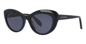 Alexander McQueen AM0040S Black-Black-Grey