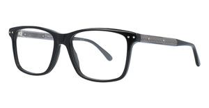 Bottega Veneta BV0130O Black-Grey-Transparent